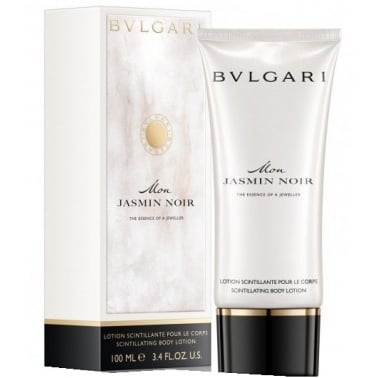 Bulgari Mon Jasmin Noir - 100ml Scintillating Body Lotion
