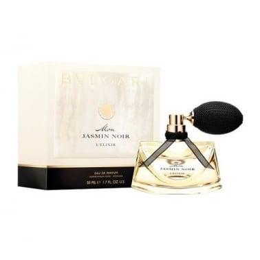 Bulgari Mon Jasmin Noir L'Elixir - 50ml Eau De Parfum Spray.
