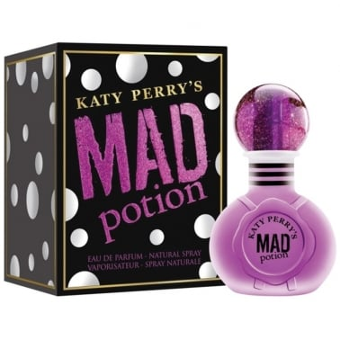 Katy Perry Mad Potion - 100ml Eau De Parfum Spray.