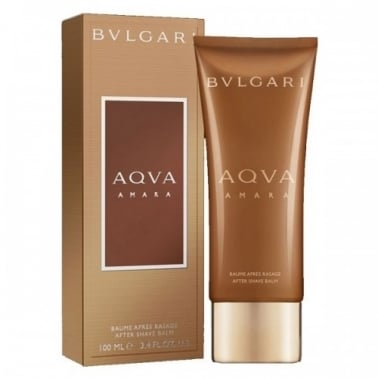 Bulgari Aqua Amara -  100ml After Shave Balm