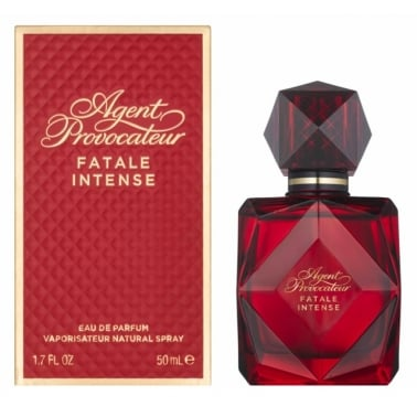 Agent Provocateur Fatale Intense - 50ml Eau De Parfum Spray.