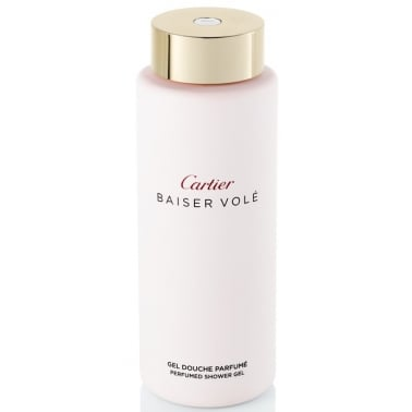 Cartier Baiser Vole - 200ml Pefumed Shower Gel