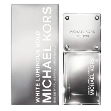 Michael Kors White Luminous Gold - 30ml Eau De Parfum Spray.