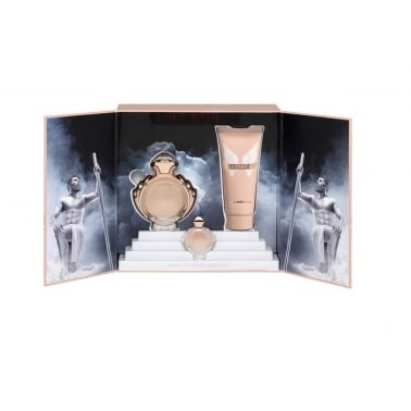Paco Rabanne Olympea - 80ml Perfume Gift Set With 6ml EDP Miniature
