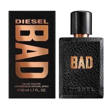 Diesel Bad Pour Homme - 50ml Eau De Toilette Spray.