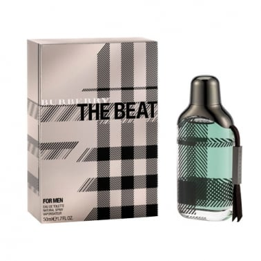 Burberry The Beat for Men - 100ml Aftershave Spray.