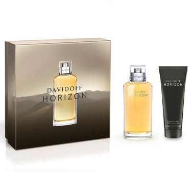 Davidoff Horizon For Men - 75ml EDT Spray and 75ml Shower gel.