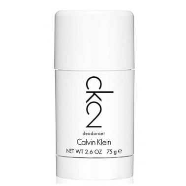 Calvin Klein CK2 For Men and Women - 75ml Deodorant Stick.