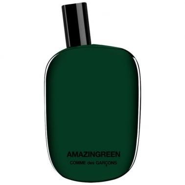 Comme des Garcons Amazingreen Unisex - 100ml Eau De Parfum Spray.