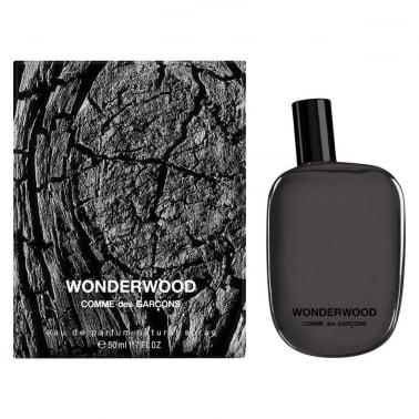 Comme des Garcons Wonderwood - 50ml Eau De Parfum Spray.