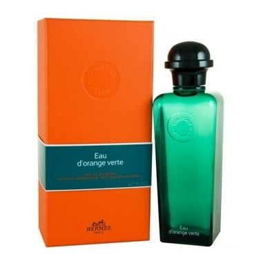 Hermes Eau d'orange Verte - 200ml Eau De Cologne Spray.