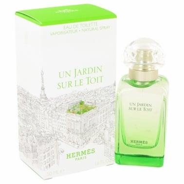 Hermes Un Jardin Sur Le Toit - 30ml Eau De Toilette Spray.