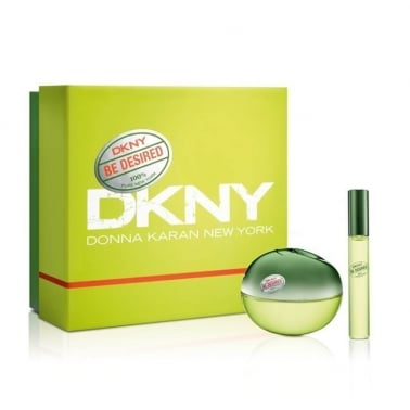 Dkny Be Desired For Women - 50ml Gift Set With 10ml Rollerball