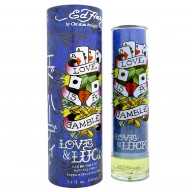 Ed Hardy Love and Luck For Men - 50ml Eau De Toilette Spray.