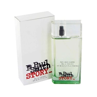 Paul Smith Story - 30ml Eau De Toilette Spray, Damaged Box.