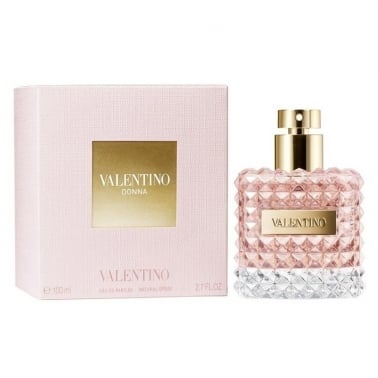 Valentino Donna - 100ml Eau De Parfum Spray.