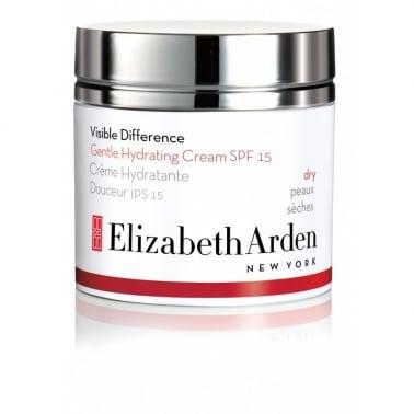 Elizabeth Arden Visible Difference Gentle Hydrating Cream SPF15 - 50ml.