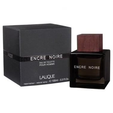 Lalique Encre Noire Pour Homme - 100ml Eau De Toilette Spray.