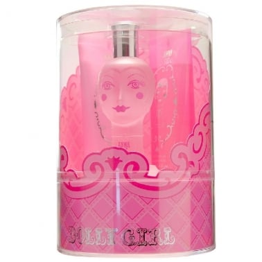 Anna Sui Dolly Girl - 50ml Gift Set With 100ml Perfumed Body Lotion