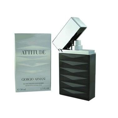 Giorgio Armani Attitude - 75ml Eau De Toilette Spray