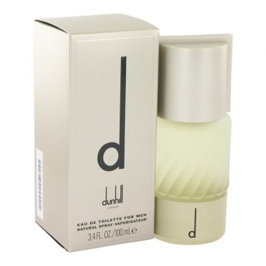 Dunhill D For Men - 100ml Eau De Toilette Spray.