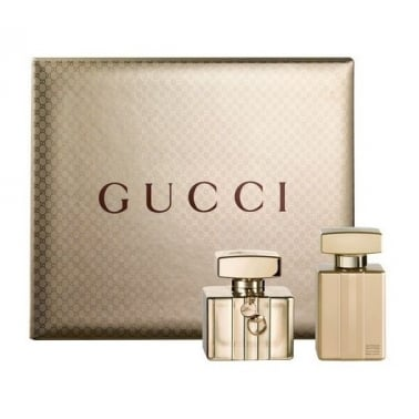 Gucci Premiere - 50ml EDP Gift Set With 100ml Perfumed Body Lotion.