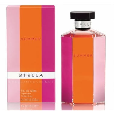 Stella McCartney Stella Summer 2013 - 100ml Eau De Toilette Spray.