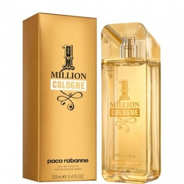 Paco Rabanne 1 Million Cologne - 125ml Eau De Toilette Spray.