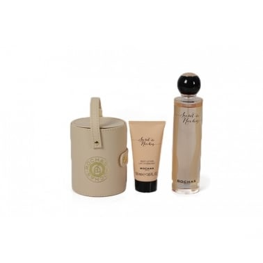 Rochas Secret De Rochas - 100ml Gift Set With 50ml Perfumed Body Lotion