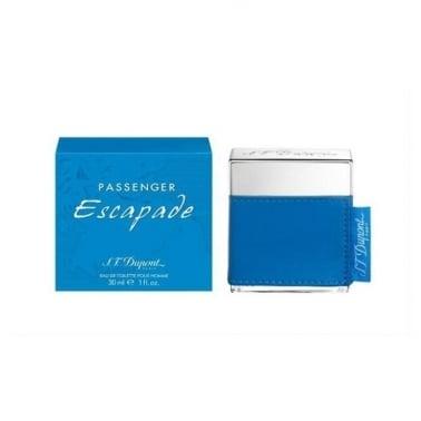 S.T Dupont Passanger Escapade Pour Homme - 30ml Eau De Toilette Spray.