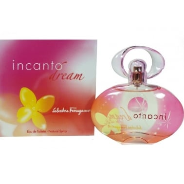 Salvatore Ferragamo Incanto Dream Femme - 100ml Eau De Toilette Spray.