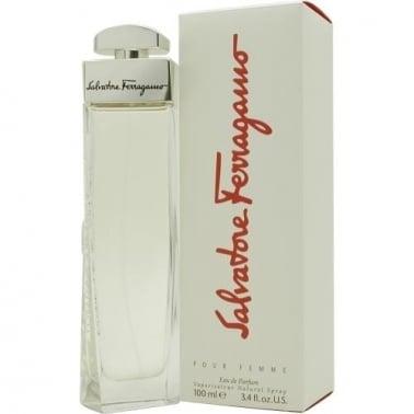 Salvatore Ferragamo Pour Femme - 100ml Eau De Parfum Spray.