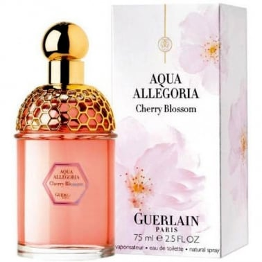 Guerlain Aqua Allegoria Cherry Blossom - 75ml Eau De Toilette Spray.