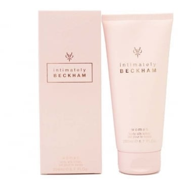 Beckham Intimately Beckham - 200ml Perfumed Body Lotion.