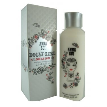 Anna Sui Dolly Girl Ooh La Love - 200ml Perfumed Body Lotion.