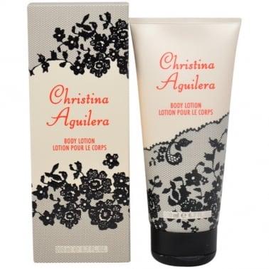 Christina Aguilera - 200ml Perfumed Body Lotion.