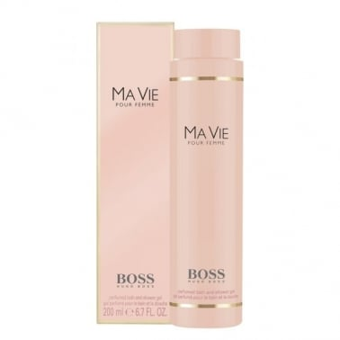 Hugo Boss Ma Vie - 200ml Perfumed Bath and Shower Gel.