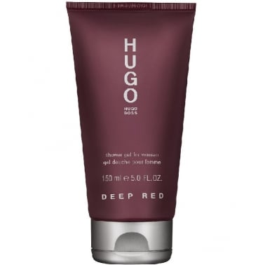 Hugo Boss Deep Red - 150ml Perfumed Shower Gel.