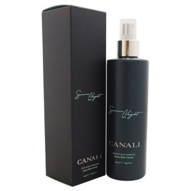 Canali Summer Night - 250ml Spray Body Lotion.