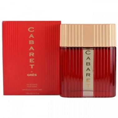 Gres Cabaret Pour Homme - 50ml Eau De Toilette Spray.
