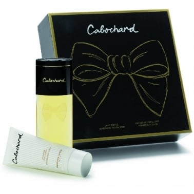 Gres Cabochard - 50ml EDT Gift Set With 50ml Perfumed Body Lotion, DAMAGED BOX