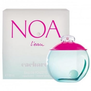 Cacharel Noa Summer L'eau - 50ml Eau De Toilette Spray.