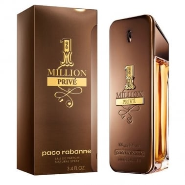 Paco Rabanne One 1 Million Prive - 100ml Eau De Parfum Spray.