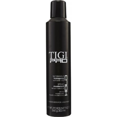 Tigi Pro Workable Hairspray 300ml