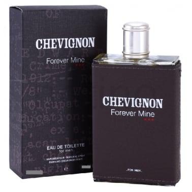 Chevignon Forever Mine For Men - 50ml Eau De Toilette Spray.