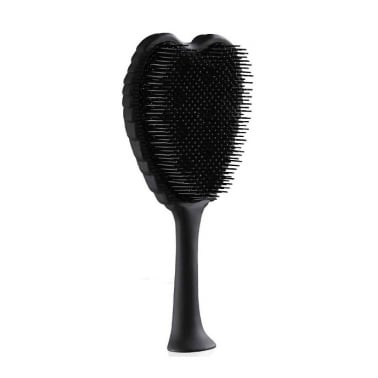 Tangle Angel Xtreme Soft Touch Detangling Hair Brush - Black