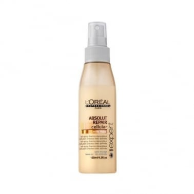 Loreal Professional Absolut Repair Blow Dry Spray For Very Damaged Hair 125ml