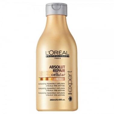 Loreal Professional Serie Expert Absolut Rapir Lactic Acid Shampoo 250ml