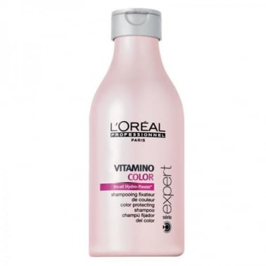 Loreal Professional Serie Expert Vitamino Color Shampoo 250ml.