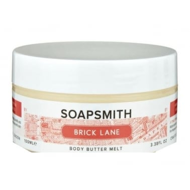 Soapsmith Body Butter Melt 100ml - Brick Lane